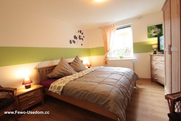 exklusives Ferienhaus 2 Zimmer in Ahlbeck auf der Insel Usedom, Ferienwohnungsvermittlung Herrmann www.Fewo-Usedom.cc
