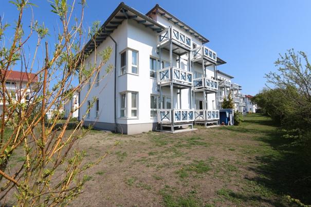 Koserow Ferienwohnung Am Strauchelfeld 2 Zimmer, Ferienwohnungen Herrmann