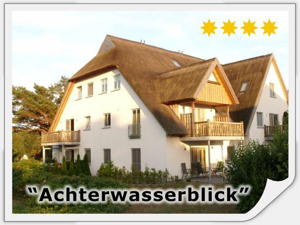 Ferienwohnungen Herrmann Loddin, 2 bis 5 Zimmer Ferienwohnung im Reetdachhaus mit Achterwasserblick und Waschmaschine, www.Fewo-Usedom.cc