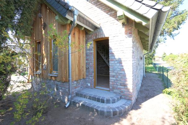 Am Rieck, Ferienhaus GR1904, Terrasse