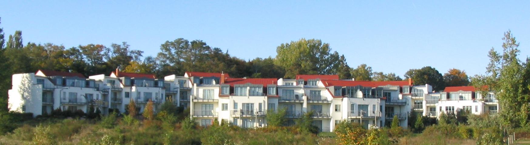 Ferienwohnungen Herrmann in der Residenz Bellevue in 17454 Zinnowitz