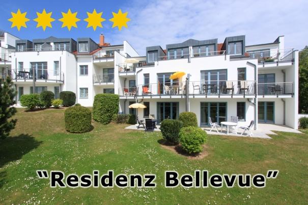 2 Zimmer Ferienwohnung mit 5 Sterne-Ausstattung in der Residenz Bellevue , inklusive kostenfreiem DSL und Telefon
