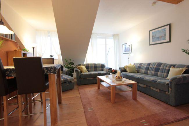 2 Zimmer Ferienwohnung in der Residenz Bellevue