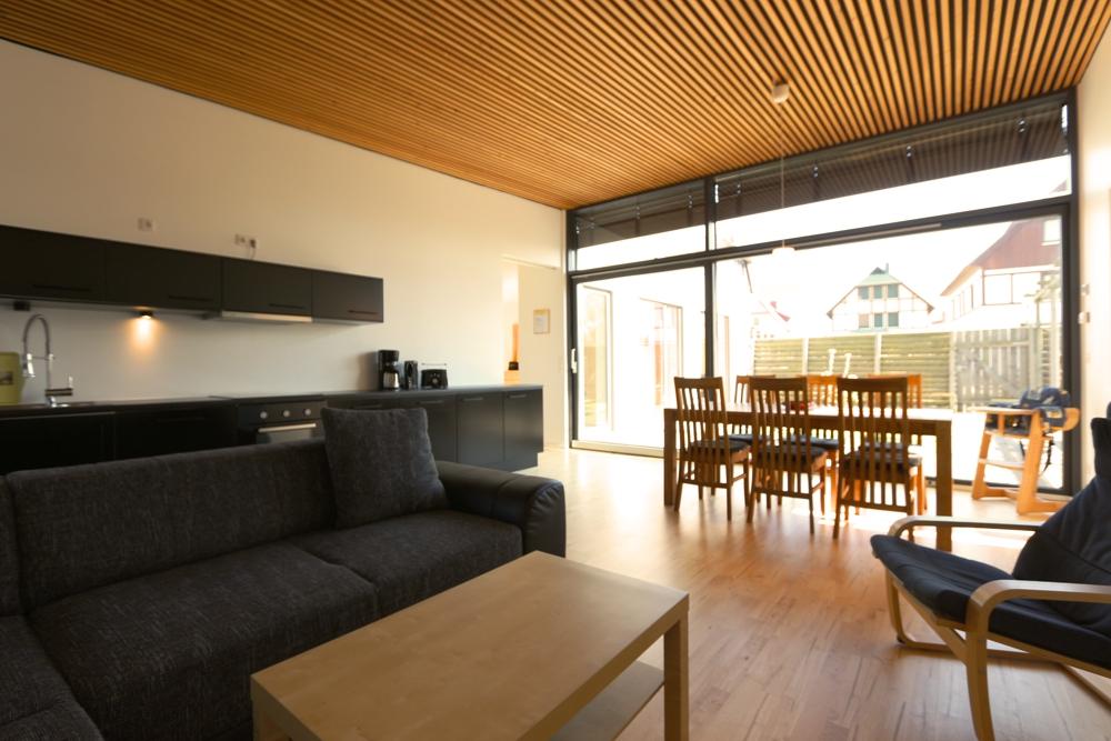 Koserow 2 Ferienwohnungen im Atriumhaus