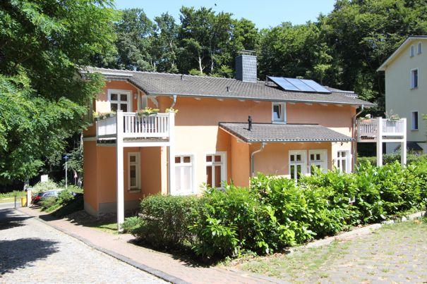 Haus Am Wald Zinnowitz Waldstrasse 11, Ferienwohnungen Herrmann