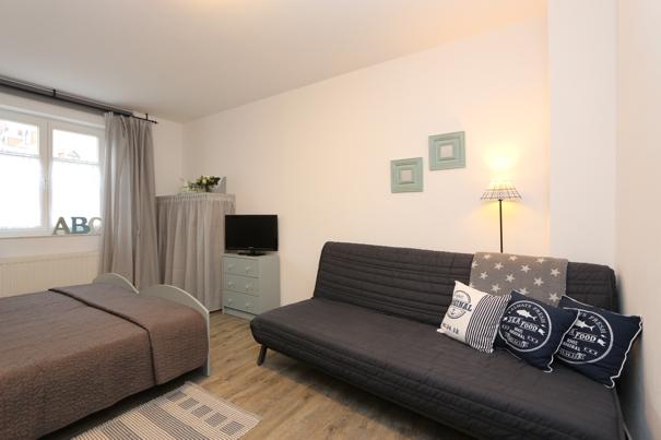 3 Zimmer Ferienwohnung in Zinnowitz, Ferienwohnungen Herrmann, Residenz Bellevue