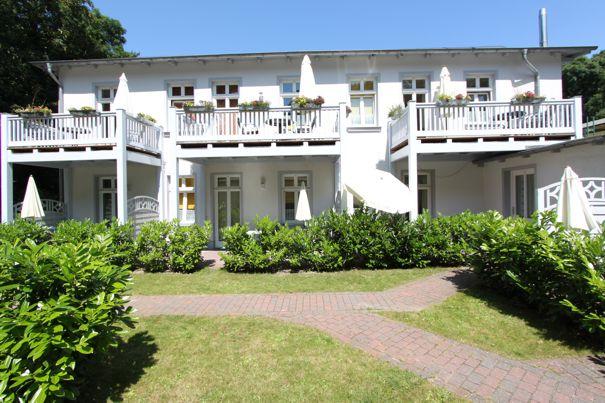 3 Zimmer Ferienwohnungen im Haus Rubert in Zinnowitz, Waldstrasse 11 A