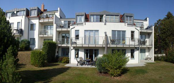 3 Zimmer Ferienwohnung mit 5 Sterne Ausstattung in der Residenz Bellevue , inklusive kostenfreiem DSL und Telefon